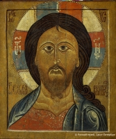 Savior Enthroned (Pantocrator)